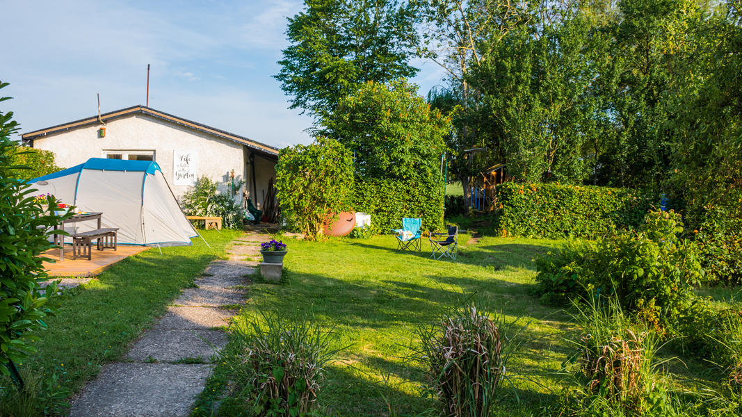 Quiet place in adventure garden in Mullerthal. #9