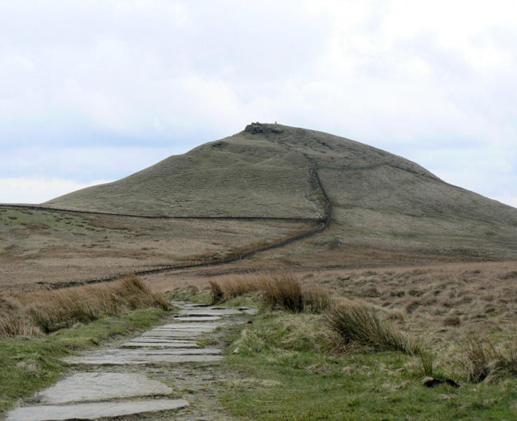 Amazing Views over Shutlingsloe and Shining Tor #2