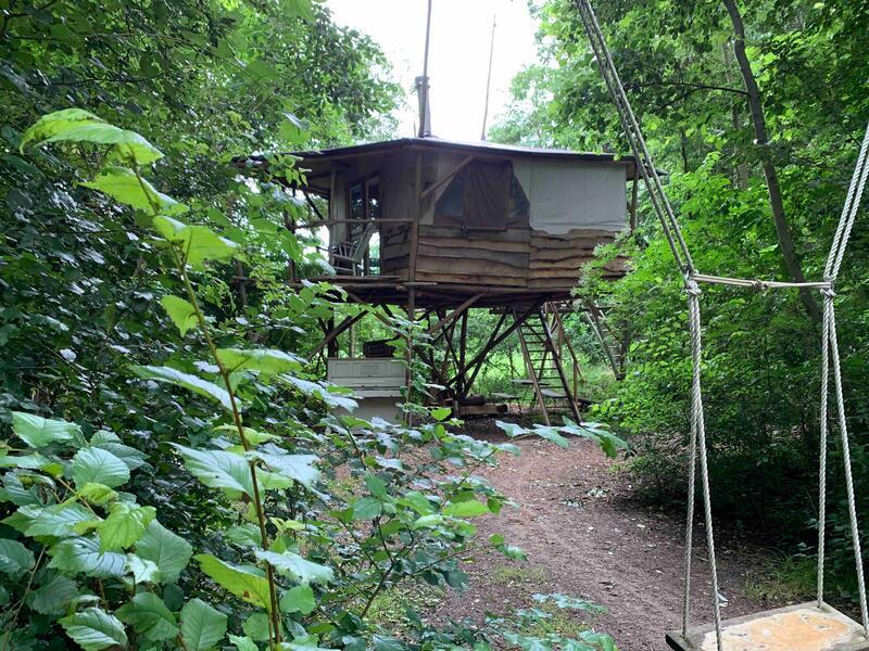 Het Roderijk - Treehouse #1