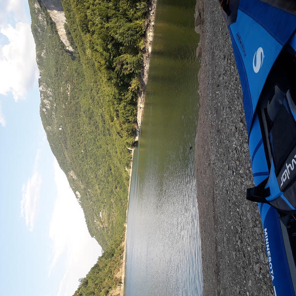 beautiful view of the lake where you can swim kayak. and make beautiful walks on our mountains #2