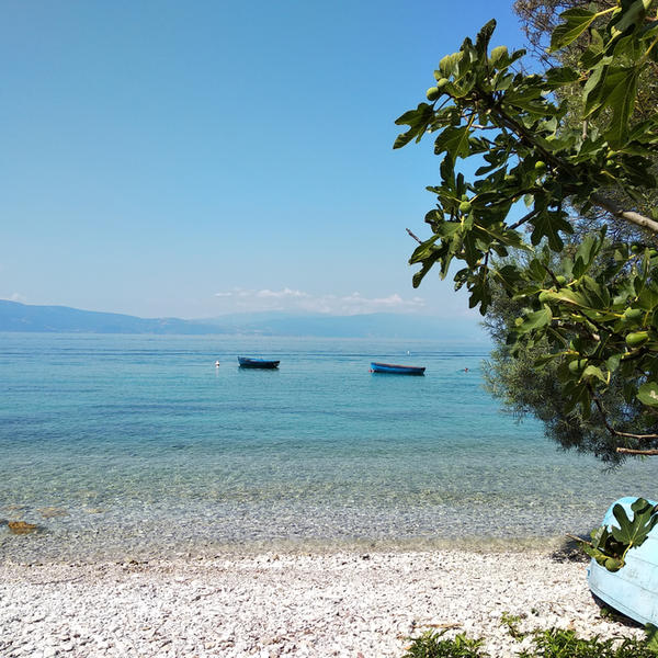 Beautiful quiet place in a bay of the national park. Most beautiful beaches of the lake. #4