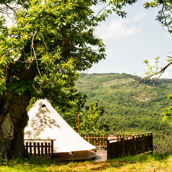 Glamping in one of the most beautiful areas of Tuscany #2