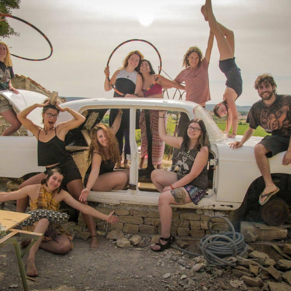 Off-grid Creative Community with a magnificent view in Southern France #4