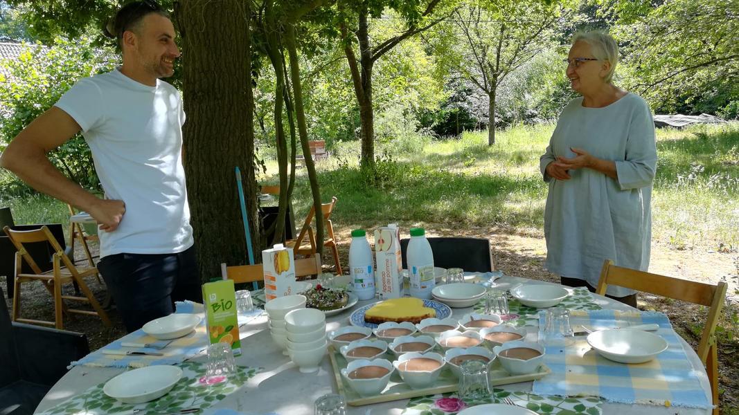Prachtige ecologische tuin dicht bij Brugge #11