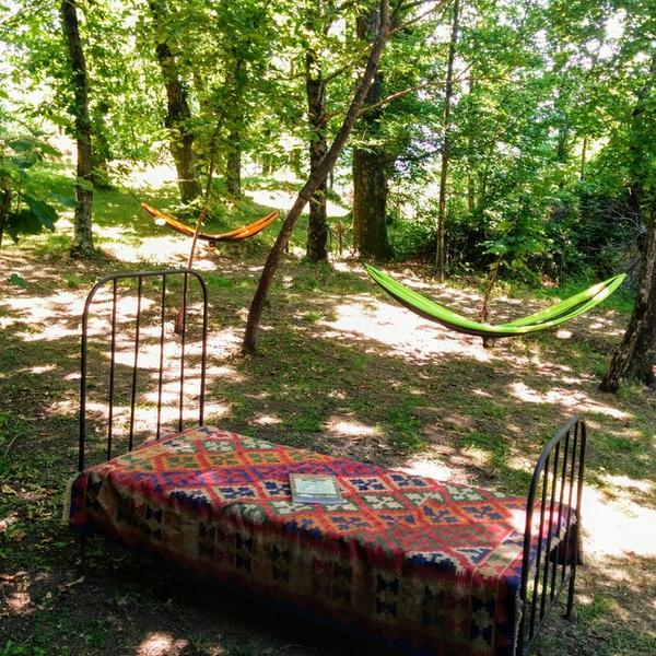 Castiglione Campspace, Wild Camping Paladini in the Tuscan Apennine. #2