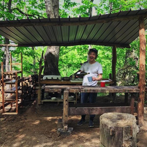 Castiglione Campspace, Wild Camping Paladini in the Tuscan Apennine. #5