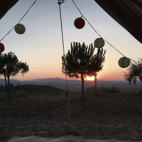 Star gazing in Catalunya... a romantic getaway amongst the olive groves #3