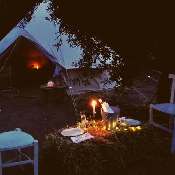 Glamping Nuvolive, tra nuvole e olive #2