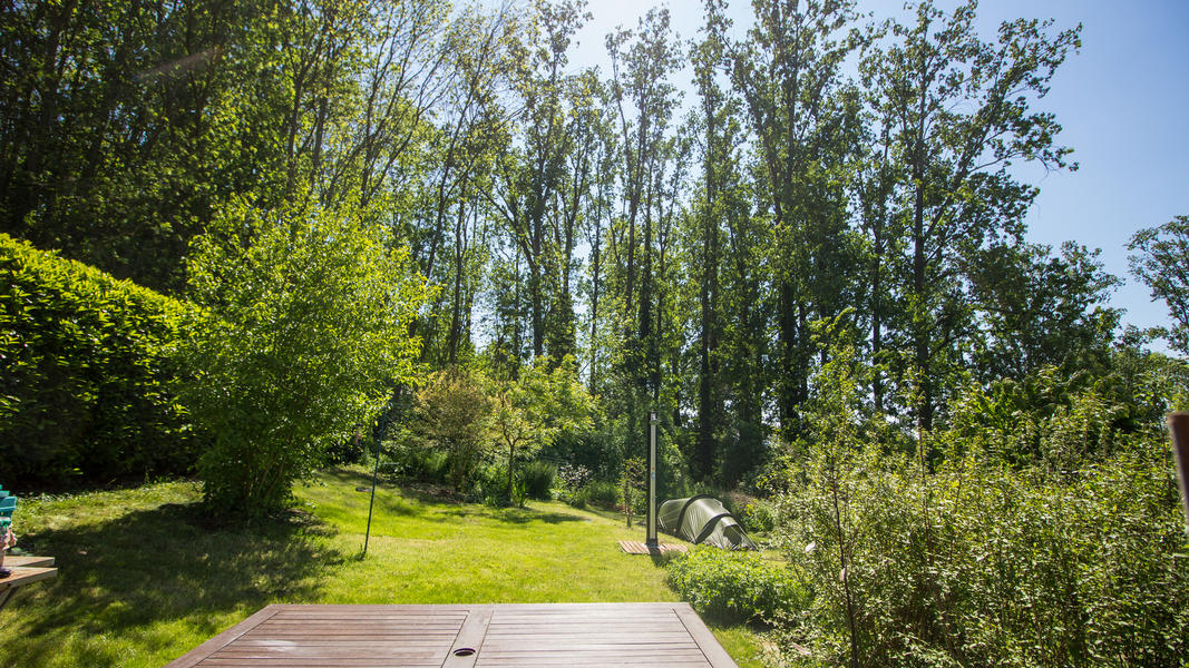 Casa Nyasa, naturist camper space in heart of green Dordogne #5