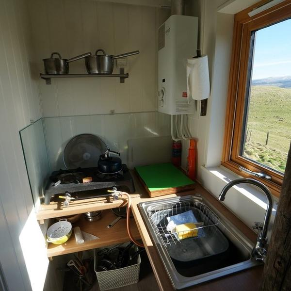 An idyllic cabin lovingly created beside its own lochan surrounded by wildlife and birds. #5