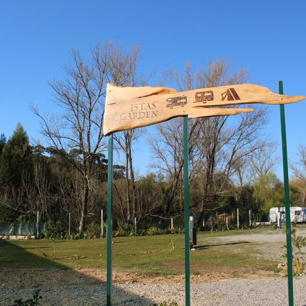 Istas Garden: a familar and cosy campsite #3