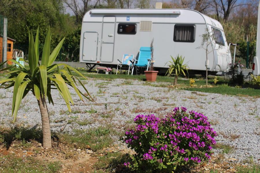 Istas Garden - Joia our caravan #1