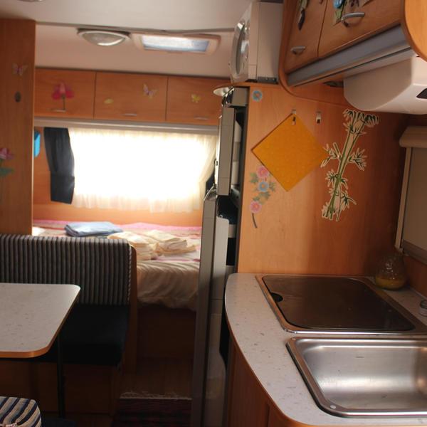 Istas Garden - Joia our caravan #5