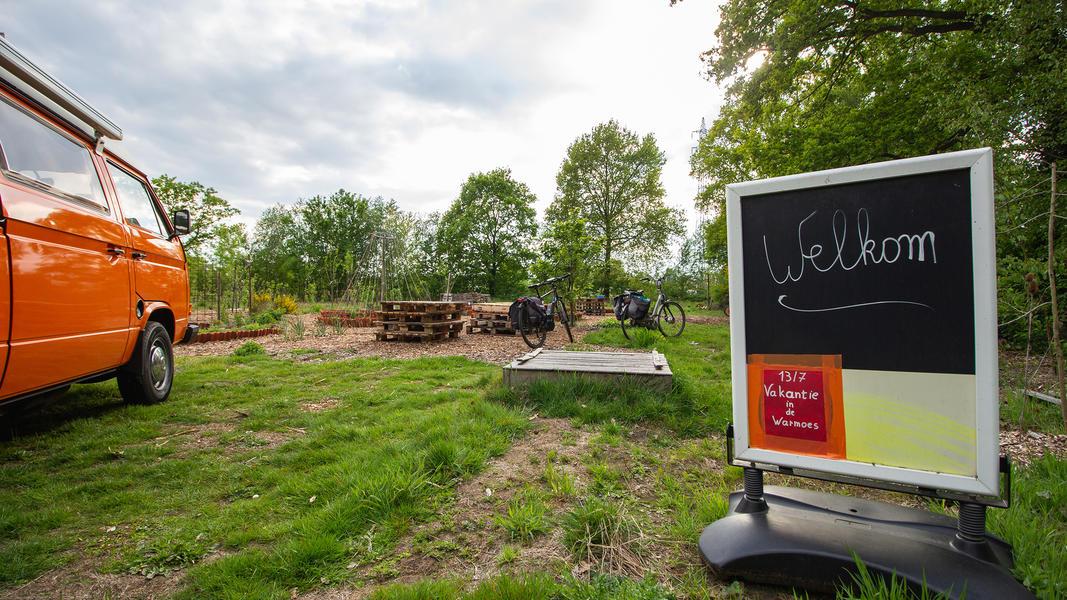 Gemeinschaftsgarten 'Warmoes' in der Nähe der De Molse Seen #2