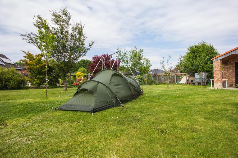 Ruime micro camping met privacy. Ontbijt inbegrepen!