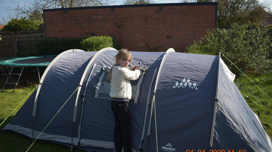 Ruime micro camping met privacy #8