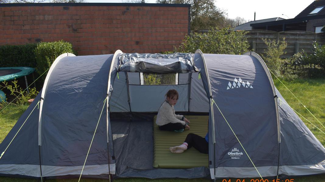 Ruime micro camping met privacy #9