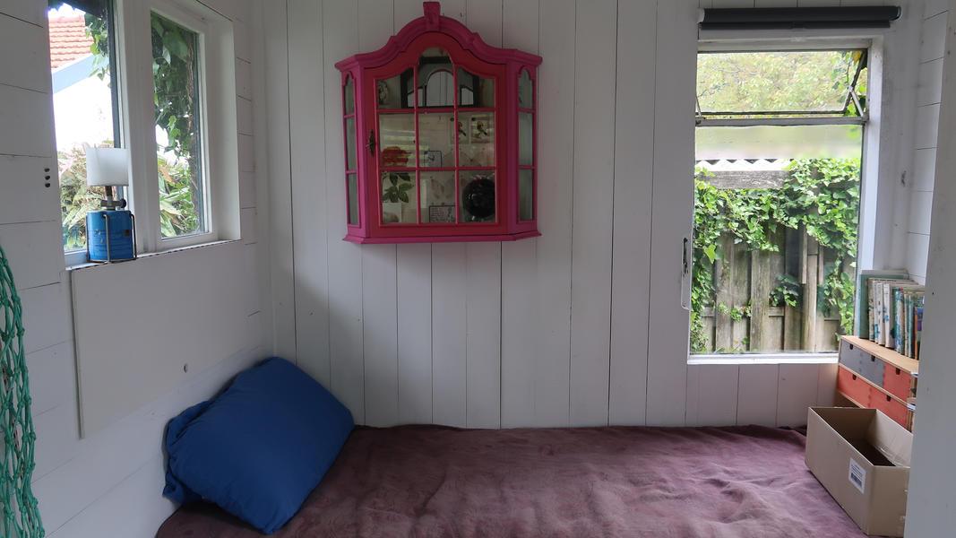 Unique wooden house in beautiful garden #2