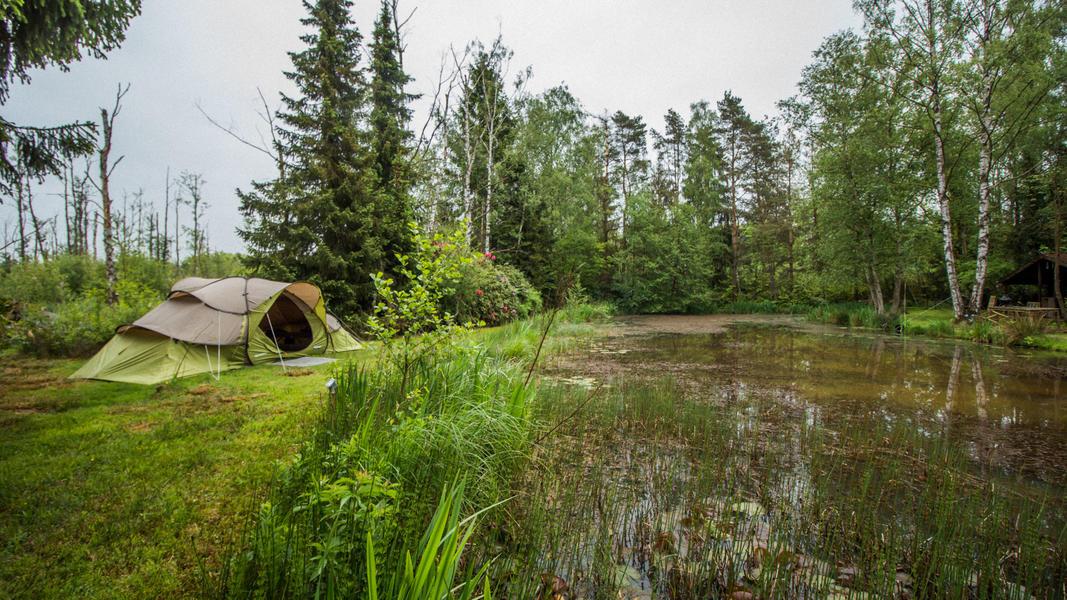 Naturcampingplatz #4