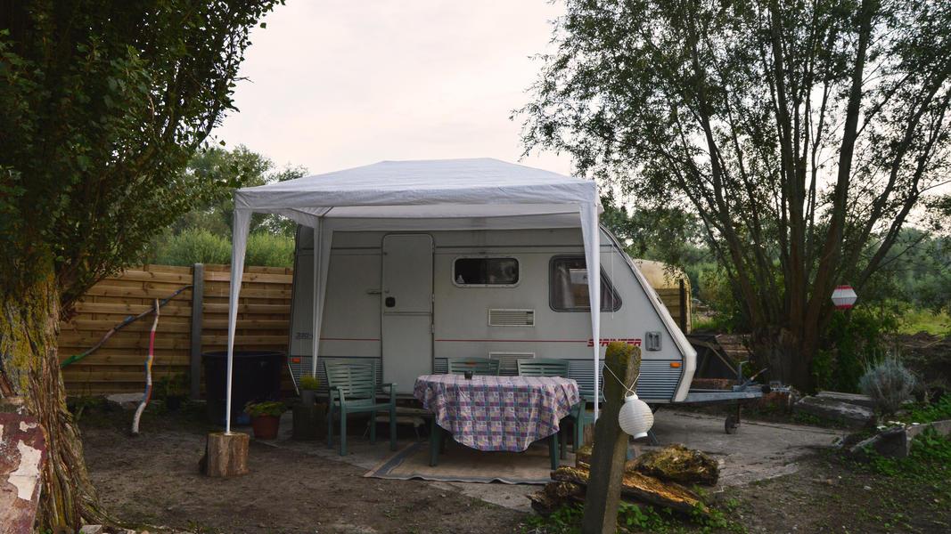 Cosy camper in nature #3