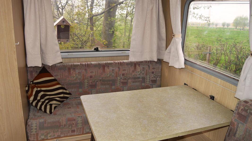 Cosy camper in nature #4