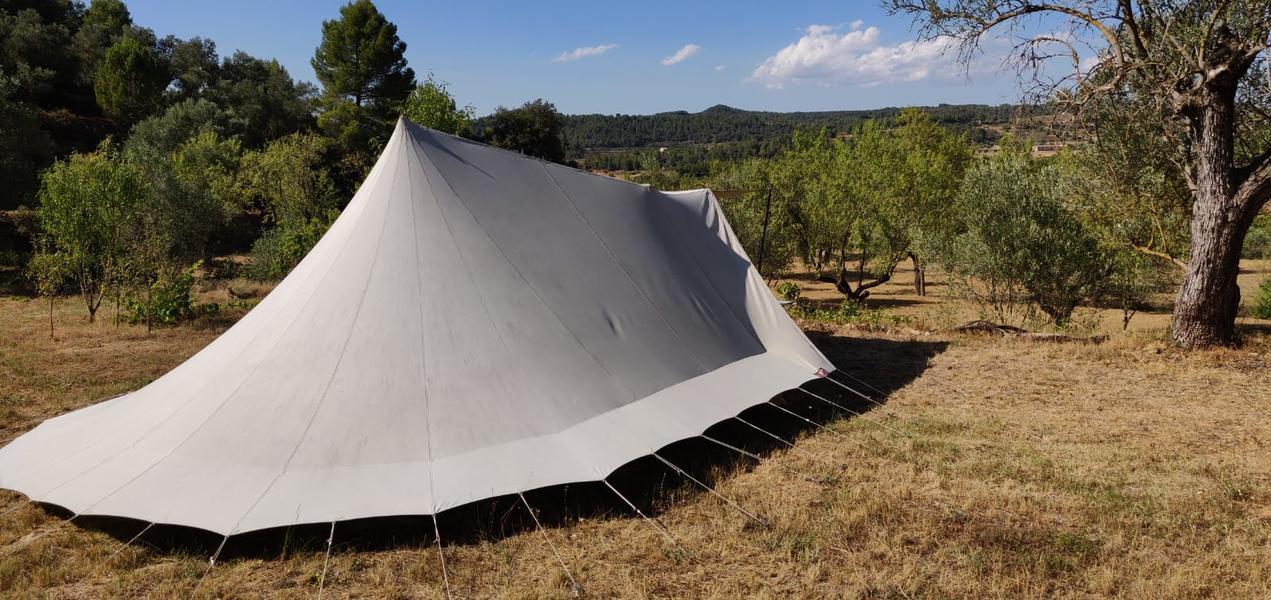 'De Waard' tent for rent at beautiful spot. #1