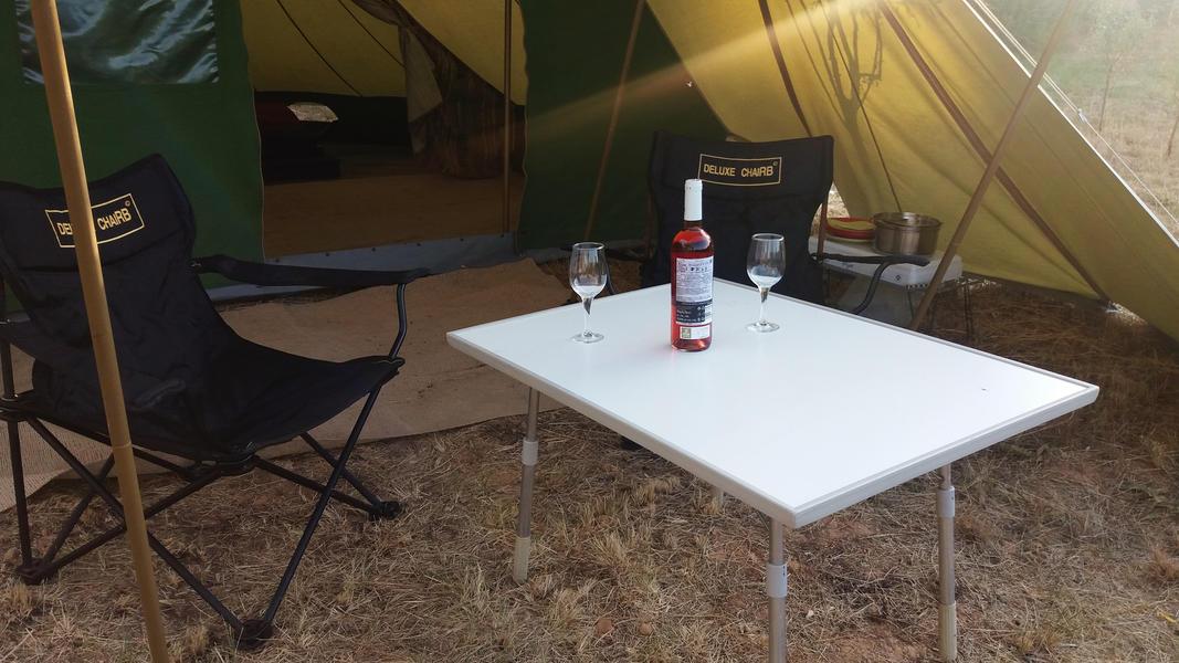'De Waard' tent for rent at beautiful spot. #3