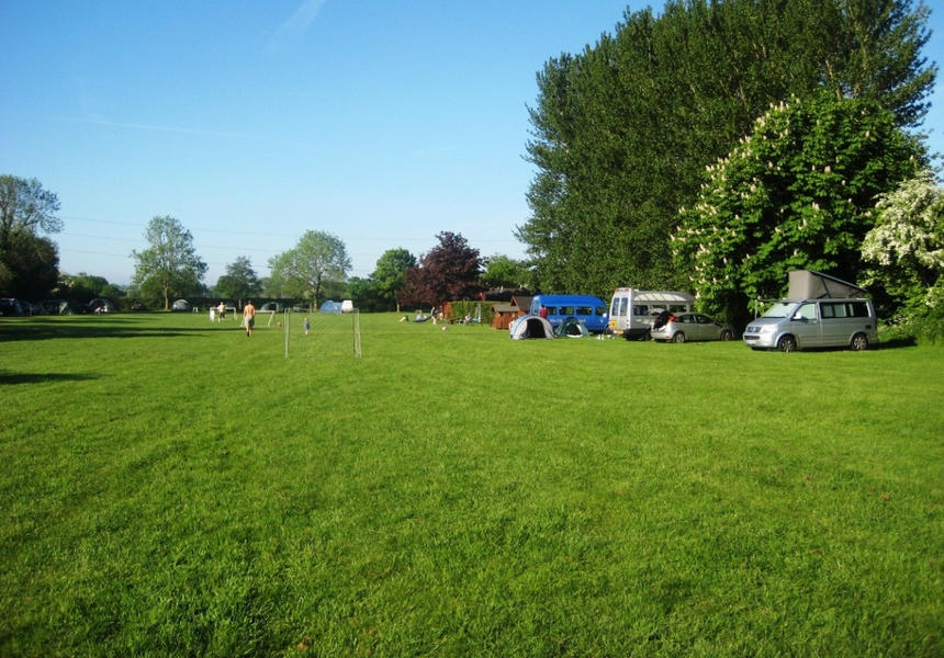 Restful Glastonbury Festival stay #2