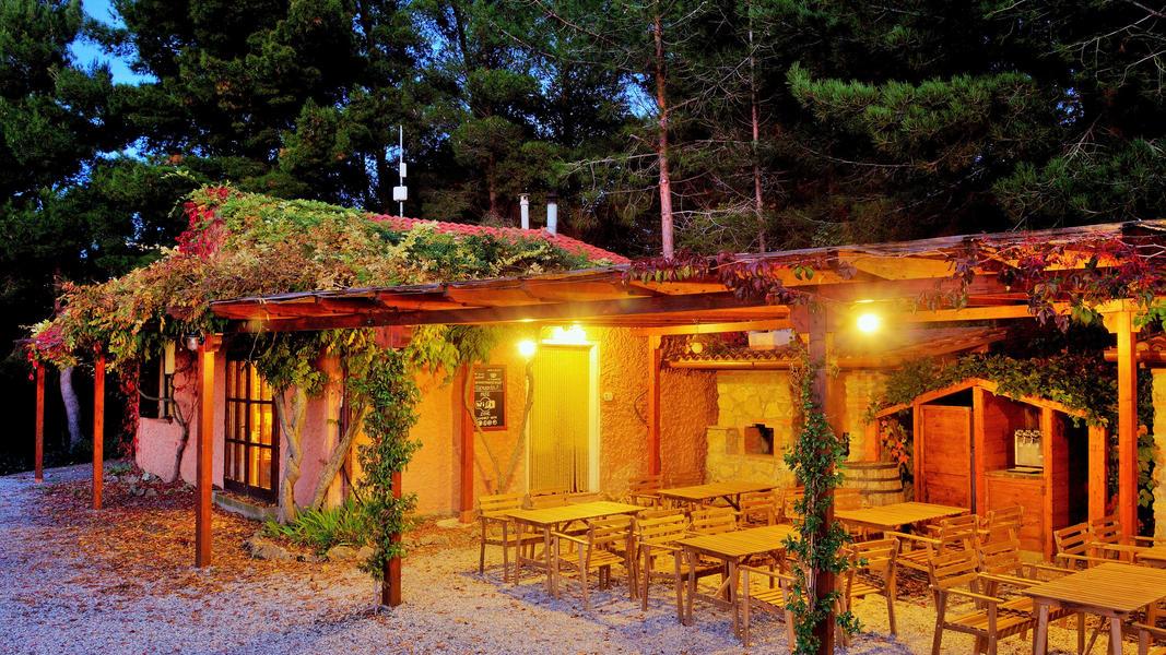 Cozy yurt overlooking the Tuscan Coast - Ginestra #4