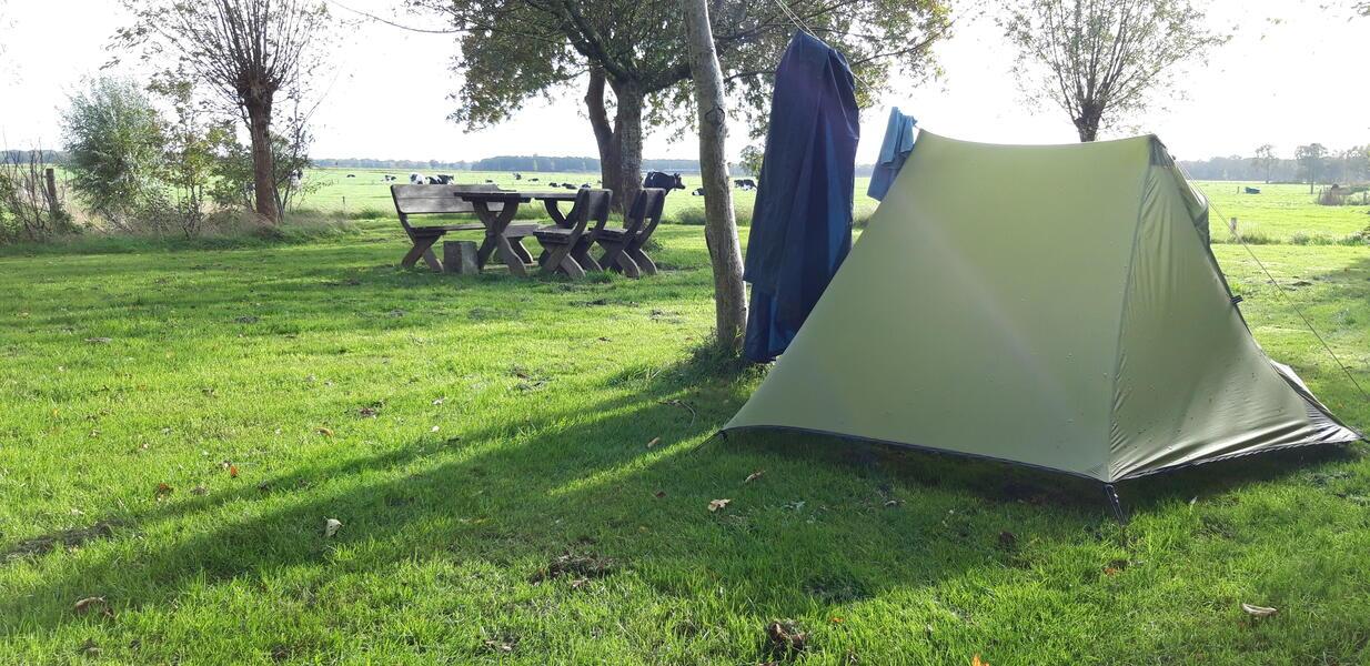 Camping in Hooghalen #1