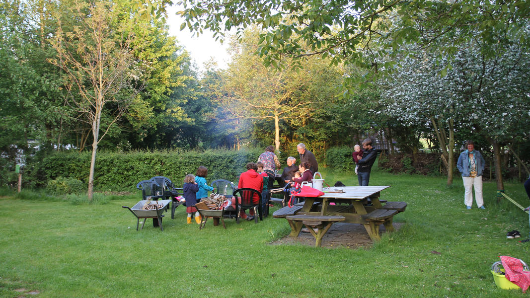 Camping in Hooghalen #3
