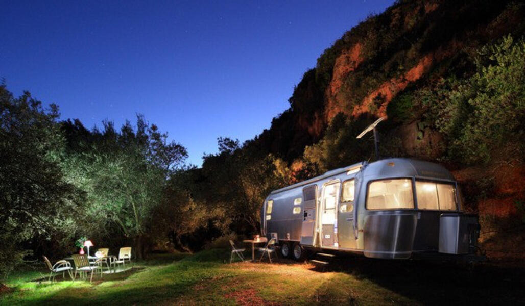 Glamping Airstream in Andalusië #2