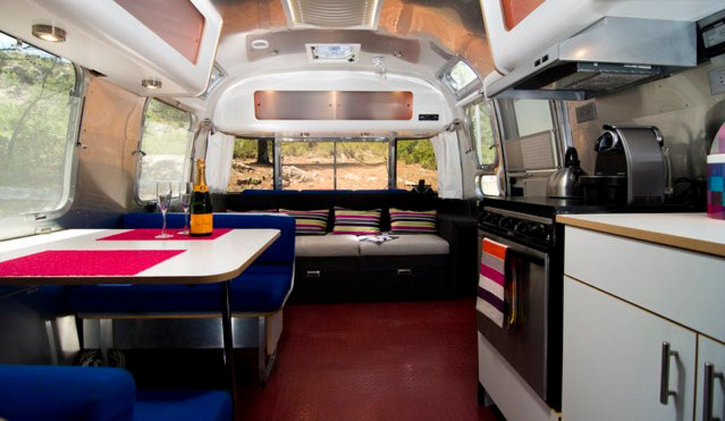 Glamping Airstream in Andalusië #3