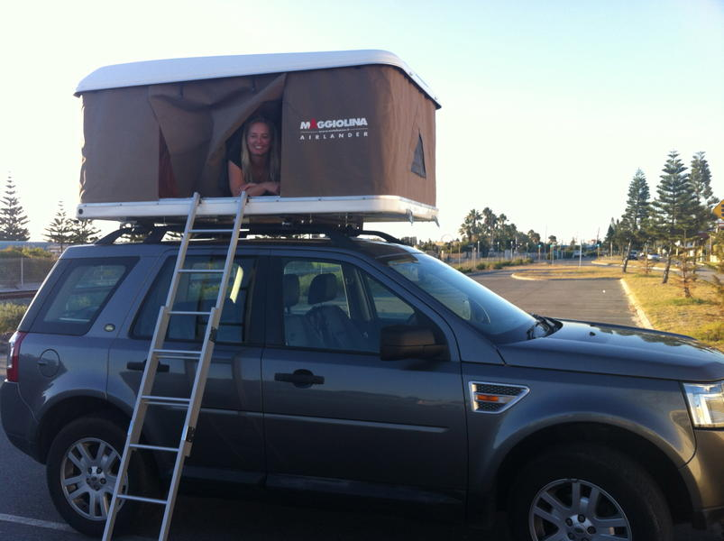 Roof Top Tent / Roof Tent #1