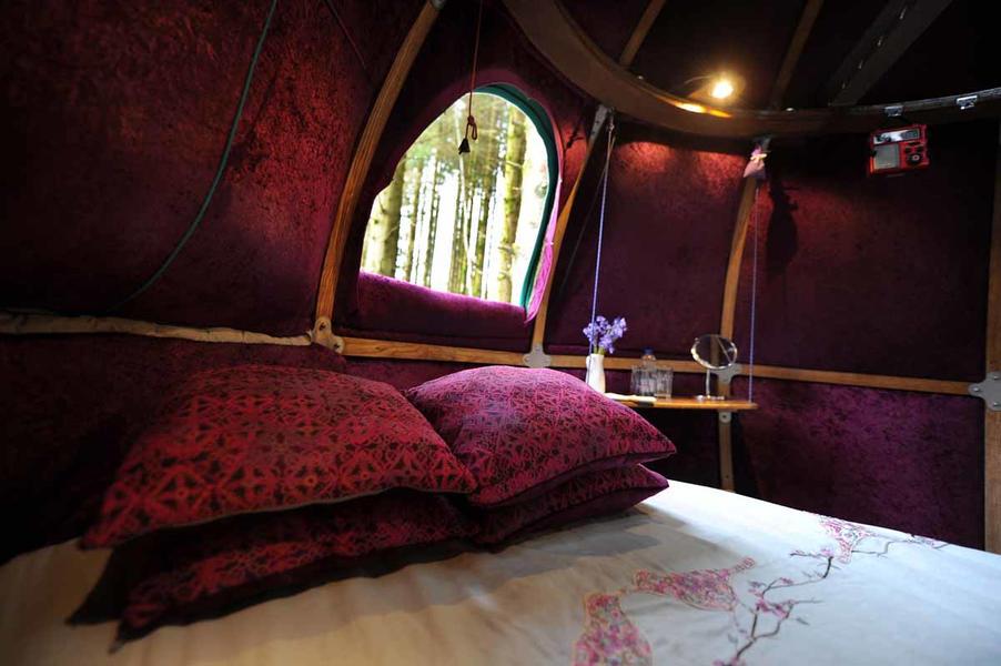 Red Kite Tree Tent #2