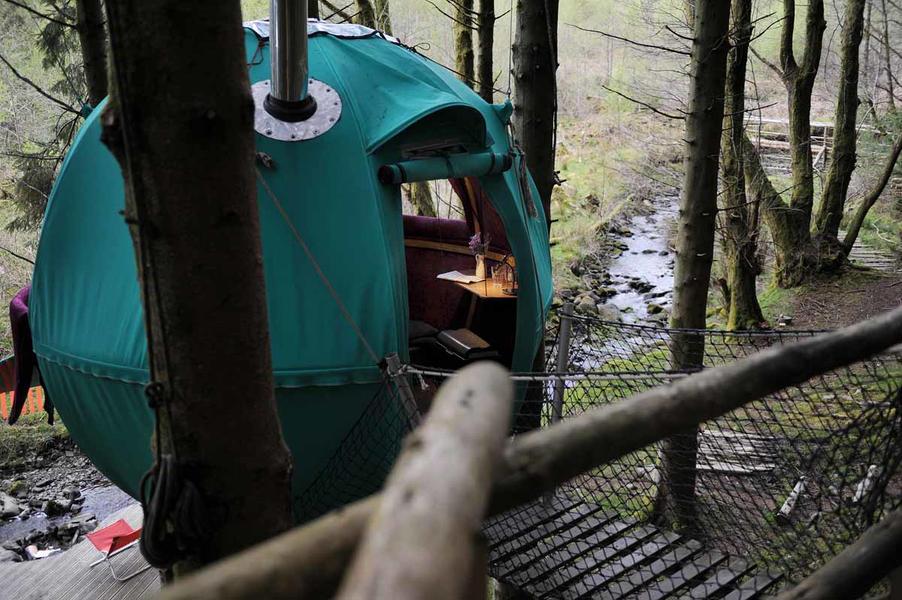 Red Kite Tree Tent #3
