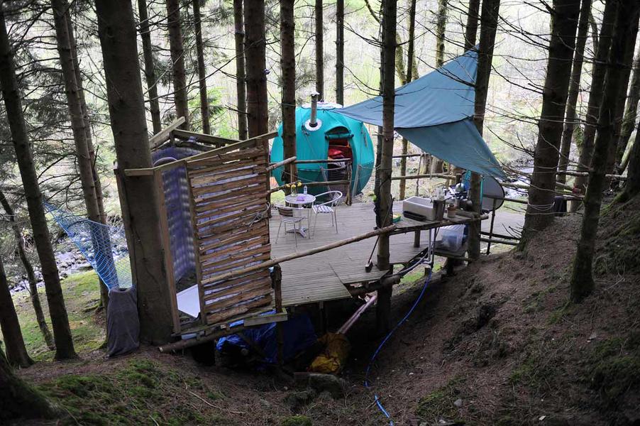 Red Kite Tree Tent #5
