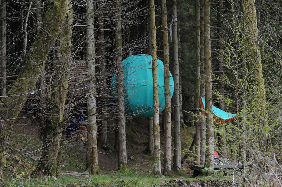 Red Kite Tree Tent #7