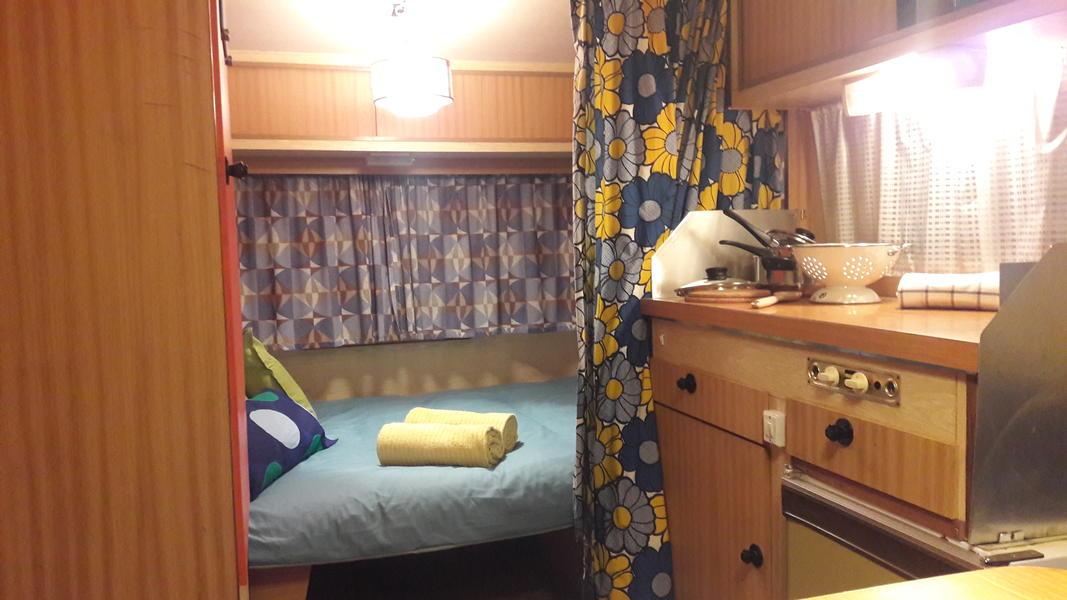 Caravan in farm #1