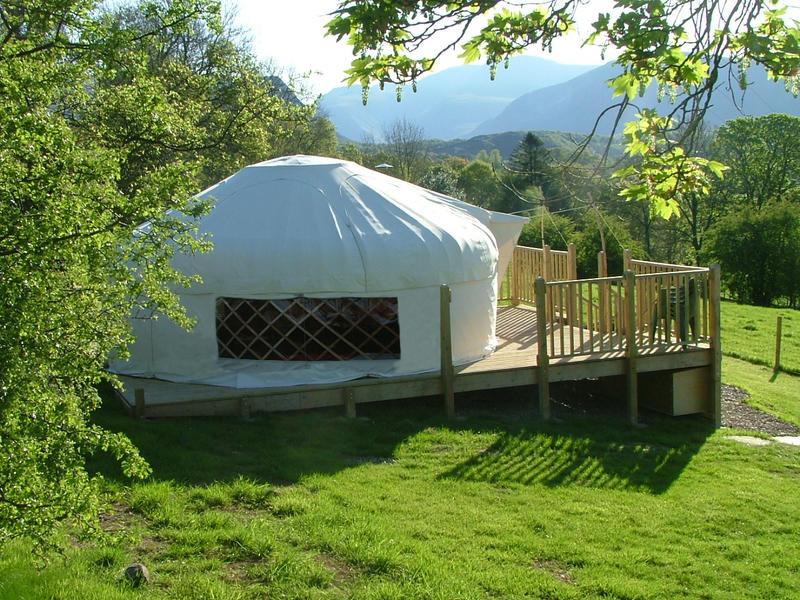 Wasdale Yurt Holiday #1