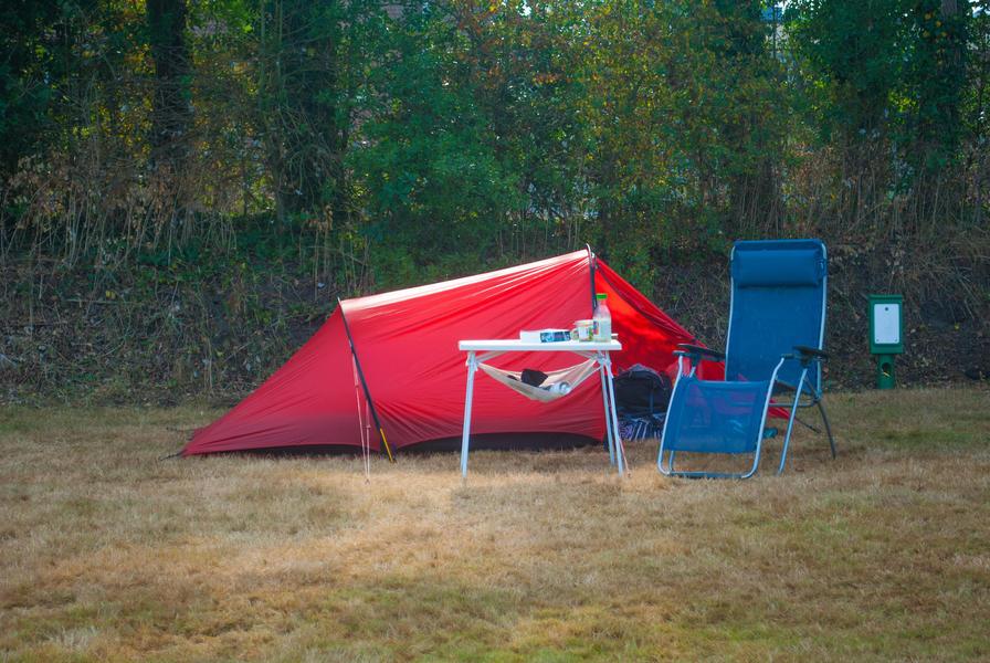 Mini campsite in Schoonoord #1