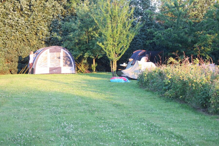 Montigny House private camping #11