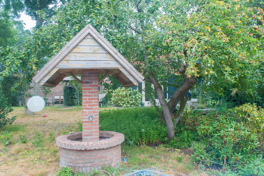 Mini campsite in Schoonoord, camping pitch #7