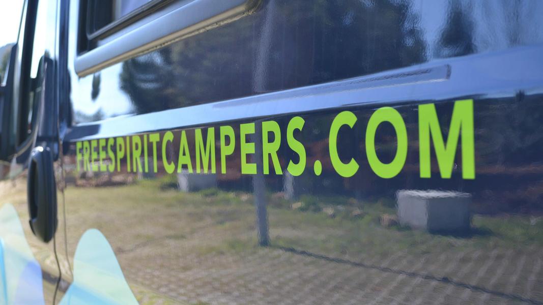 Free Spirit Campers #2