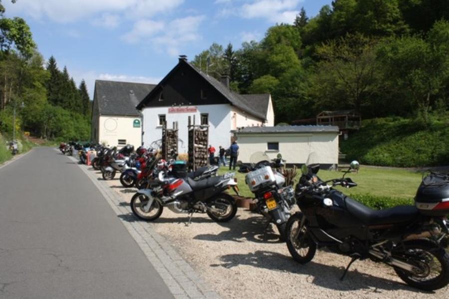 Minicamping an der Densborner Wassermühle #4