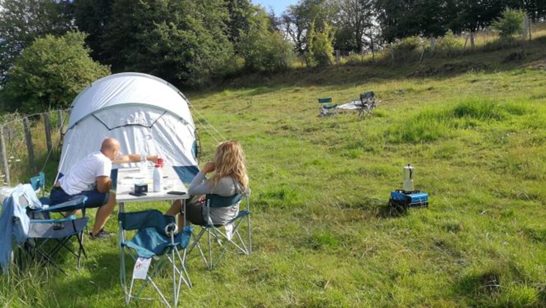 Meadow in the beautiful Semois Valley near Bouillon #5