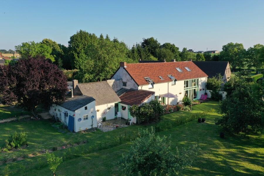 Montigny House private camping #3