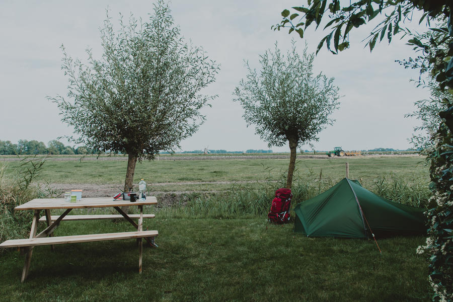 Quiet spot with unobstructed views of the countryside #7