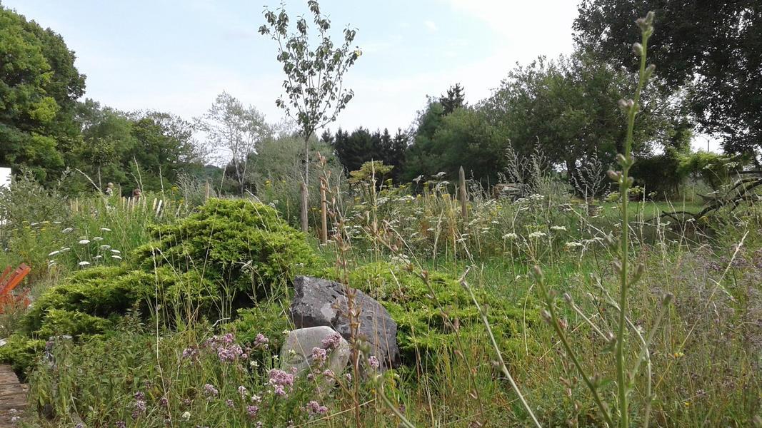 The garden of Ateliers Gerny #3