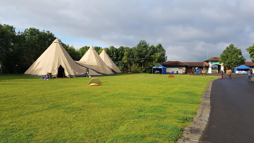 Edinburgh Festival Camping #11